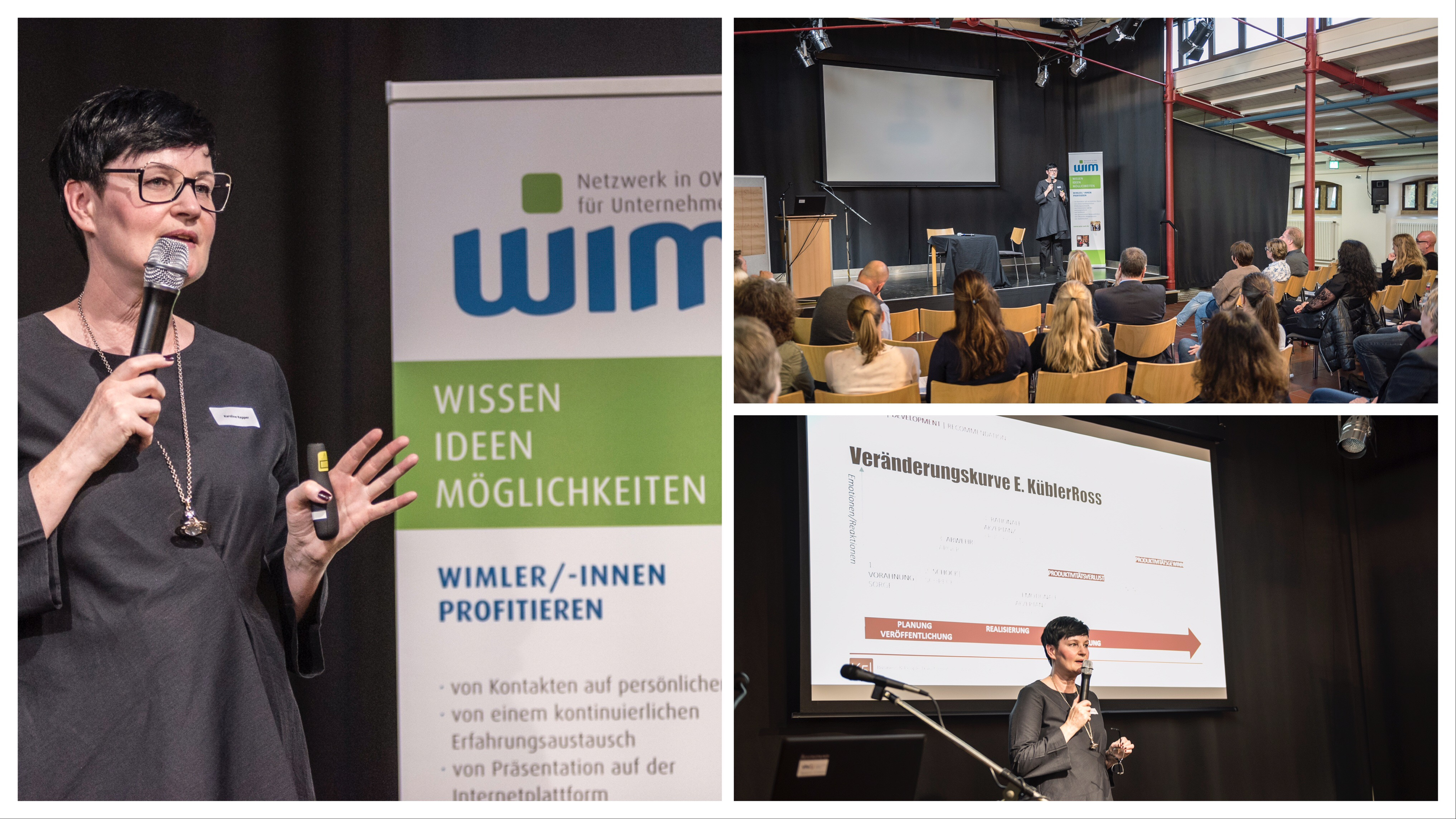 WIM Open Panel 2019 | Fotos: WIM